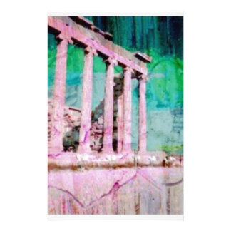 Acropolis Series Custom Stationery