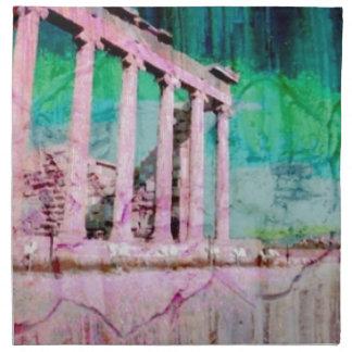 Acropolis Series Napkin