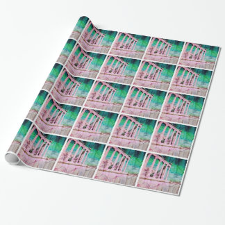 Acropolis Series Wrapping Paper