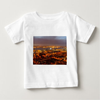 Across Liverpool to the River Mersey & Wirral Baby T-Shirt