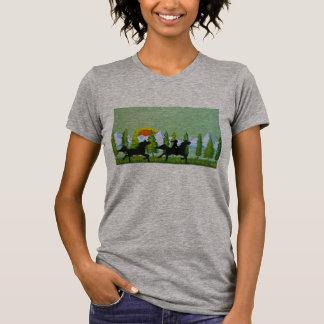 Across the prairie T-Shirt