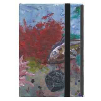 Acrylic Fish Cover For iPad Mini
