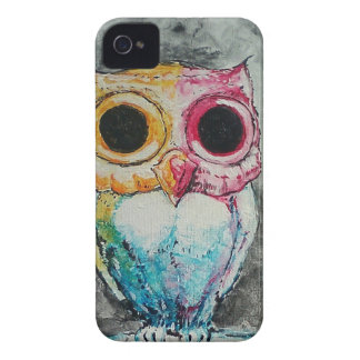 Acrylic Owl iPhone 4 Cover