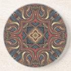 Acrylic Vision Mandala Coaster