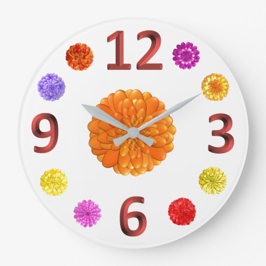 Acrylic Wall Clock 17031012