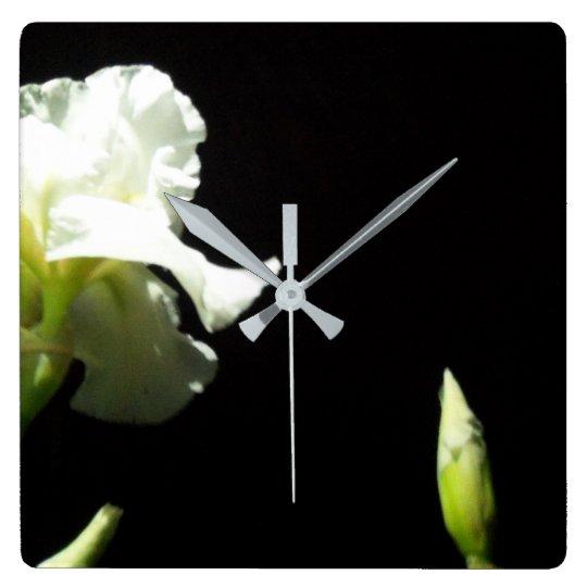 Acrylic Wall Clock Garden 100 7473 A