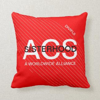 ACS Sisterhood cover & cushion