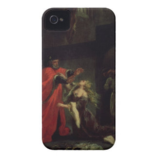 Act I, scene 3: Desdemona kneeling at her father's iPhone 4 Cover