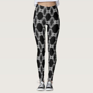 Act like a lady, but think like a boss leggings