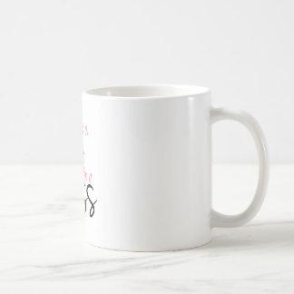 Act Like a Lady Think Like a Boss Coffee Mug