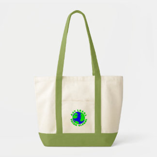 Act Local Think Global Tote