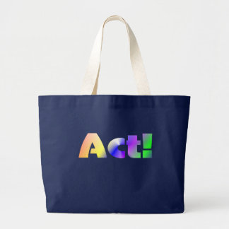 Act Tote Bag