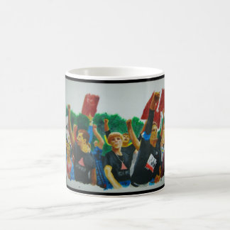 ACT UP at NIH 1990 Coffee Mug