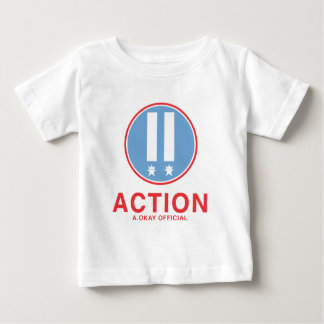 Action A.Okay Official T Shirt