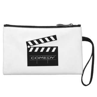 Action - comedy movie. wristlet