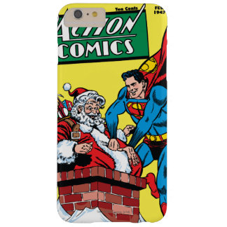 Action Comics #105 Barely There iPhone 6 Plus Case