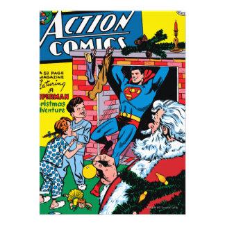 Action Comics #117 Invites