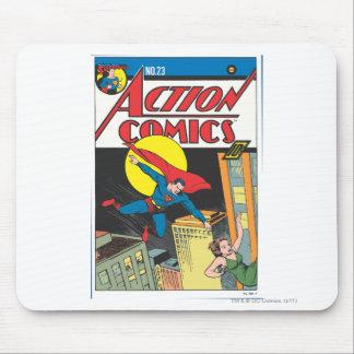 Action Comics 23 Mousepads