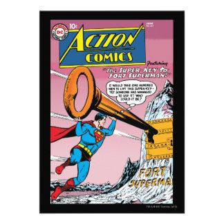 Action Comics #241 Announcements