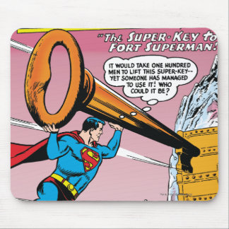 Action Comics #241 Mouse Pad
