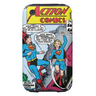 Action Comics #252 Tough iPhone 3 Case