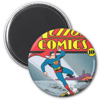 Action Comics #25 Magnet