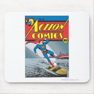 Action Comics #25 Mousepad