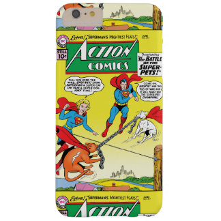 Action Comics #277 Barely There iPhone 6 Plus Case