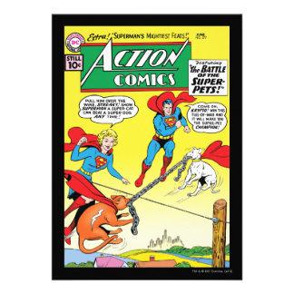 Action Comics #277 Custom Invites