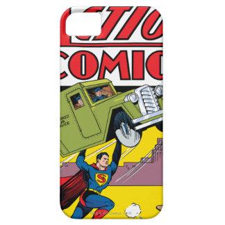Action Comics #33 iPhone 5 Cases