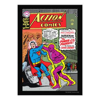 Action Comics #340 Custom Announcements