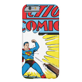 Action Comics #35 Barely There iPhone 6 Case