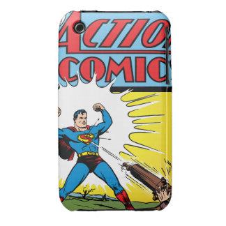 Action Comics #35 Case-Mate iPhone 3 Cases