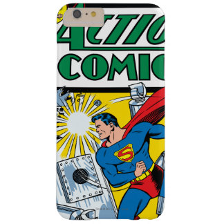 Action Comics #36 Barely There iPhone 6 Plus Case