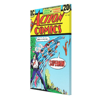Action Comics #426 Canvas Print