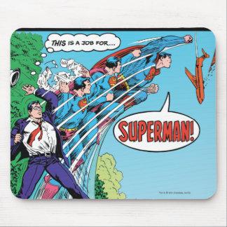 Action Comics 426 Mouse Pad