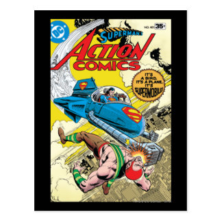 Action Comics #481 Postcard
