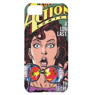 Action Comics #662 Feb 91 iPhone 5C Cover