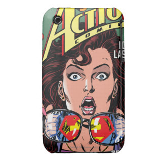 Action Comics #662 Feb 91 Case-Mate iPhone 3 Cases