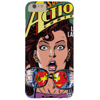 Action Comics #662 Feb 91 Barely There iPhone 6 Plus Case