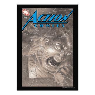 Action Comics #840 Aug 06 Invite