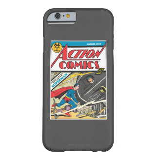 Action Comics - August 1939 Barely There iPhone 6 Case