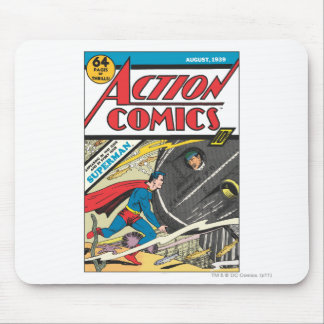 Action Comics - August 1939 Mouse Pad