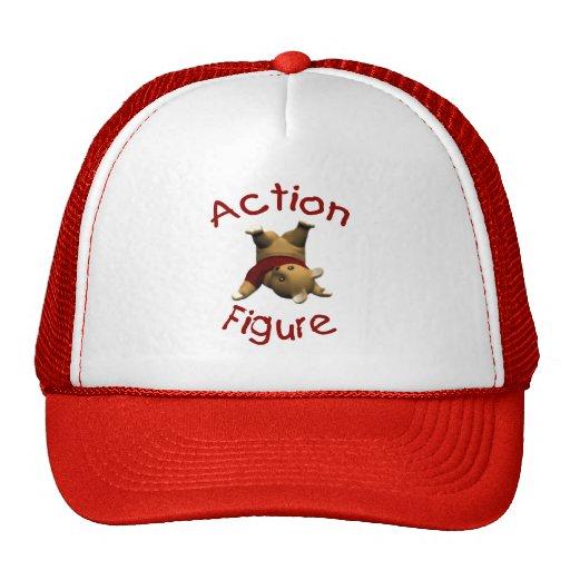 Action Figure Hats