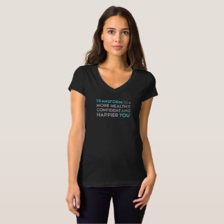 Action Fitness Transform You T-Shirt - Front