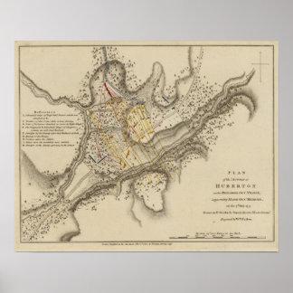 Action Huberton, Vermont Print