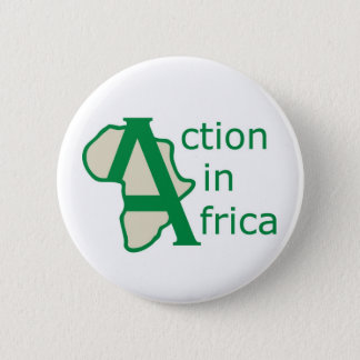Action in Africa Pin