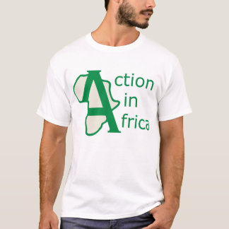 Action in Africa Tee