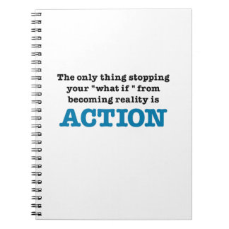 Action Notebook