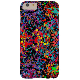 Action Painting, Drip Art Barely There iPhone 6 Plus Case
